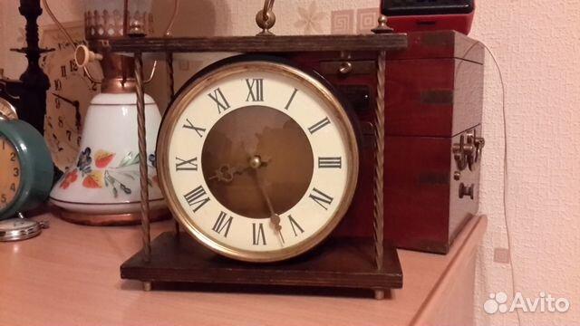 Настенные часы Янтарь 60-х гг Проблема с боем