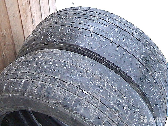 Шины Yokohama Ice Guard IG30 235/50R18 2 штуки— фотография №1