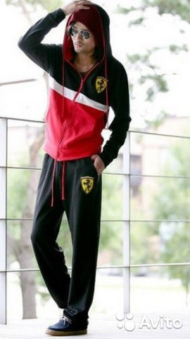 576a86b960de Спортивные костюмы фирмы пума во владикавказе купить в Северной ...