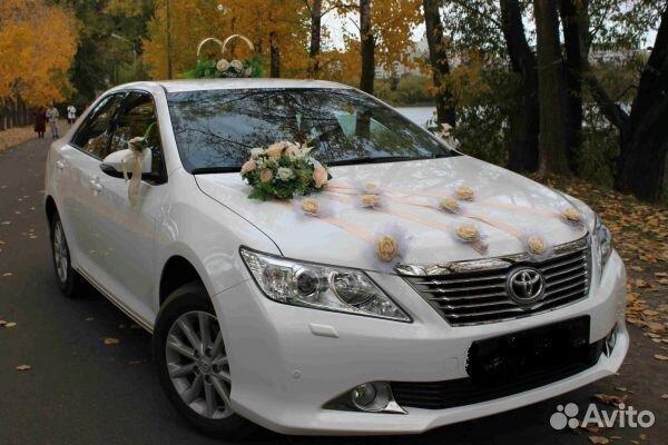 Авито машины на свадьбу