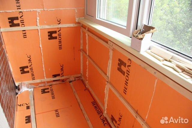 Услуги - остекление балконов под ключ (все виды работ) al....