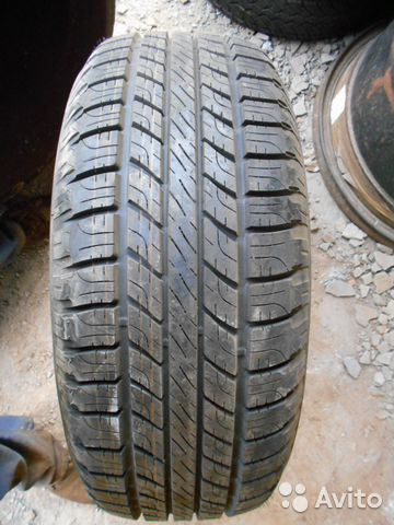Goodyear Wrangler HP All Weather 265/70 R15 112Н— фотография №1