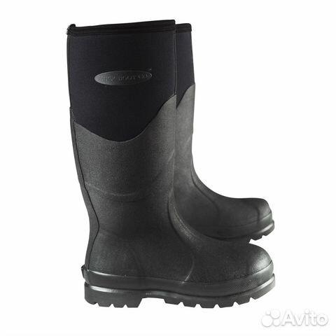 Сапоги рабочие резиновые muck boots ESK (Макбуты) купить в