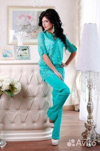 Купить красивый брючный костюм женский интернет магазин сумки louis vuitton в москве