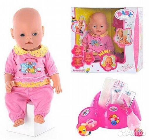 Кукла как ребенок купить