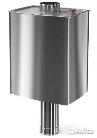 Бак на дымоход из нержавейки дефлектор на дымоход 80