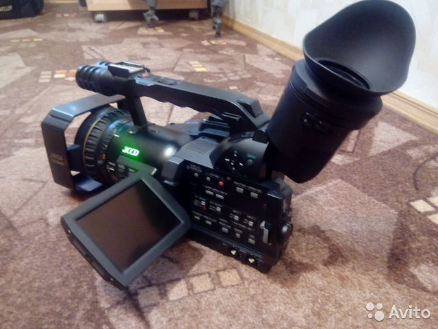 Panasonic DVX100BE— фотография №1