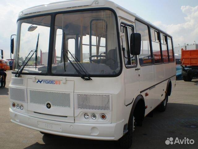 Купить автобус паз новый фото 679-392