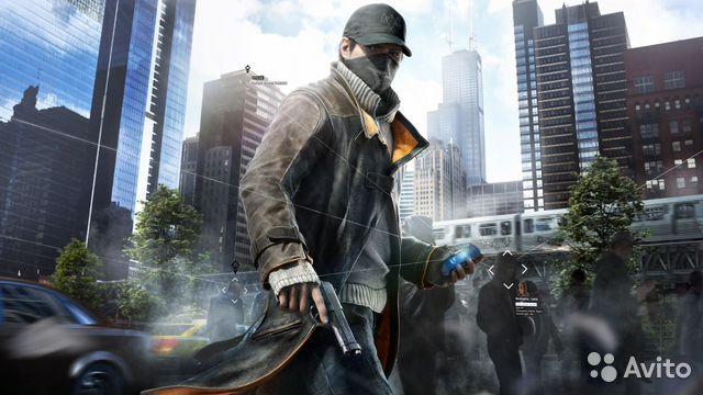 Watch Dogs (Xbox ONE) (рус.)— фотография №1