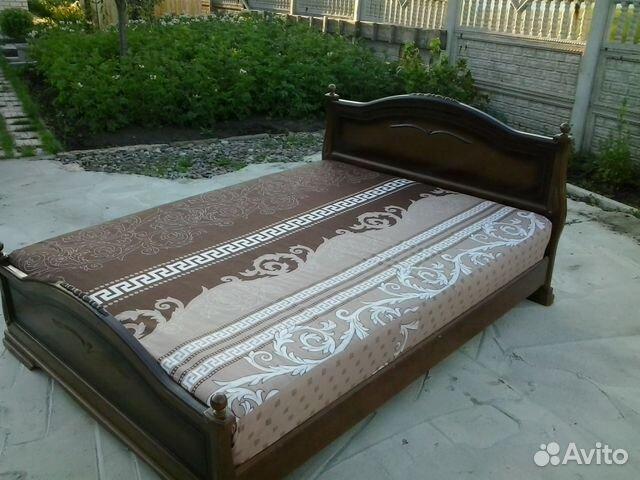 Двухъярусную кровать  бу