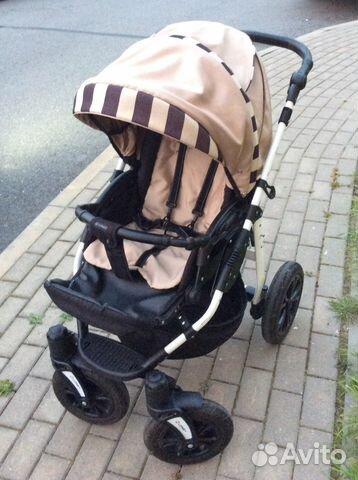 Купить детскую коляску для новорожденных в СПб  цены