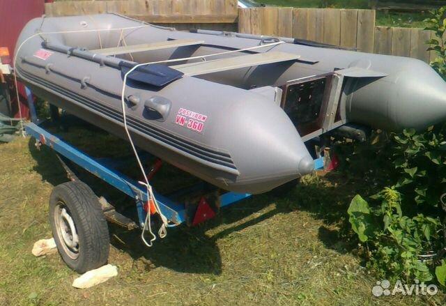 купить пвх лодку 360 викинг