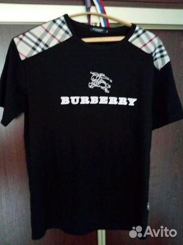 08182d44f7f1 Футболка Burberry размер L. Новая   Festima.Ru - Мониторинг объявлений