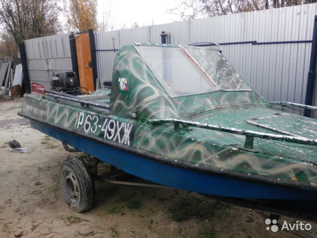 продажа моторных лодок на авито в волгограде