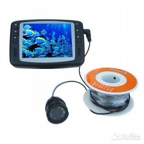 камера для подледной рыбалки беспроводная