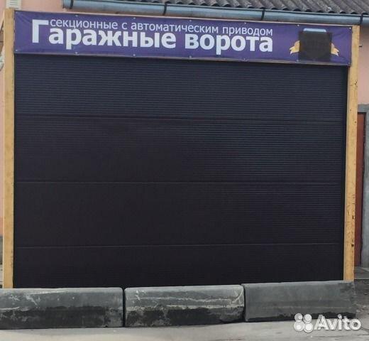 гаражные ворота калининград цены