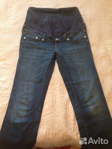 22cb2ec648cd Джинсы штаны брюки для беременных купить в Москве на Avito ...