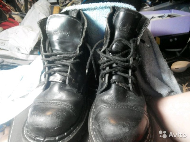 74fe7b46d Мужские ботинки Celemli Кожа, мех)   Festima.Ru - Мониторинг объявлений