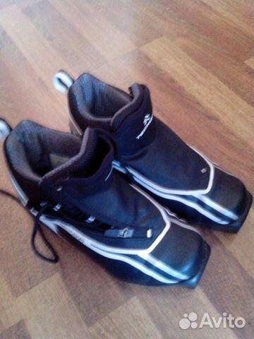 ff878d69a323 Ботинки лыжные Tecno Pro Aktiv.р. 35-36 купить в Санкт-Петербурге на ...