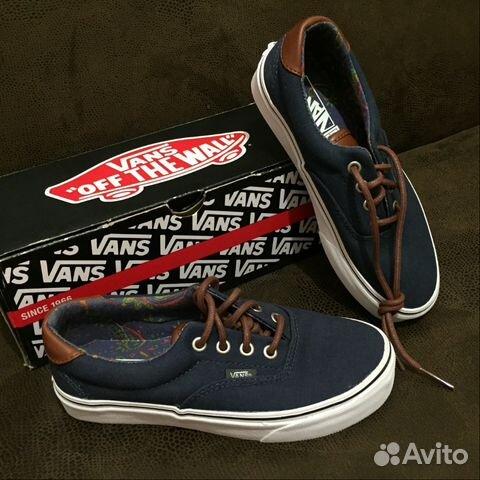 Слипоны vans (оригинал) купить в Калининградской области на Avito ... 90ffb422c0e57