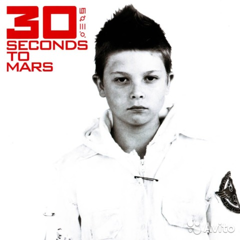 30 Seconds To Mars - 30 Seconds To Mars (2xLP)— фотография №1
