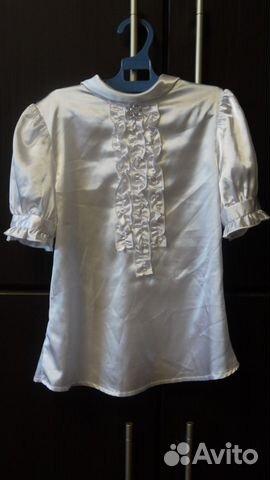 Нарядная блузка 89507017327 купить 1