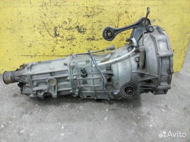 89625003353 Коробка механическая Subaru Impreza WRX STI, EJ20