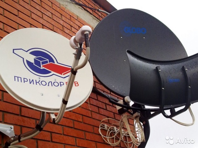 Установка спутниковых антенн улан удэ