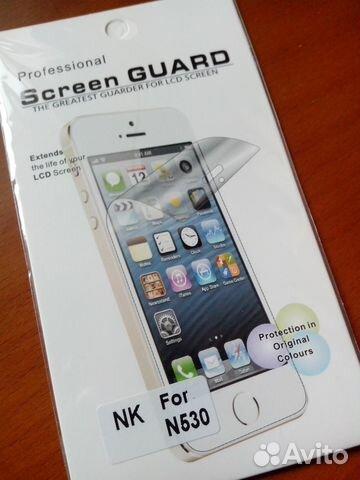 Пленка для Nokia Lumia 530. Новая 89530230737 купить 1