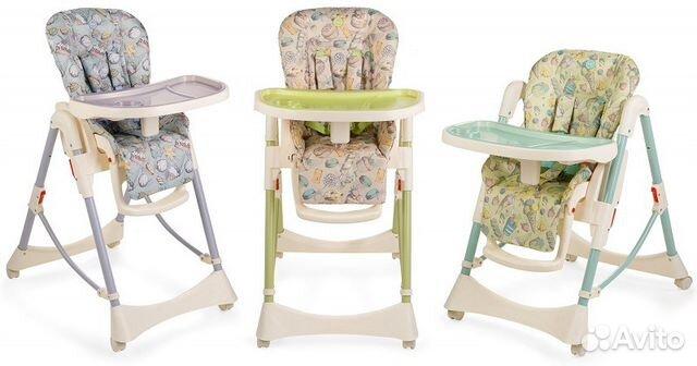стул для кормления Happy Baby Kevin V2 Festimaru мониторинг