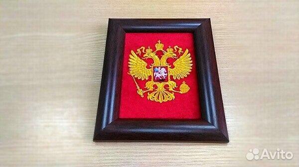 изделия из глины герб российской федерации фото все том