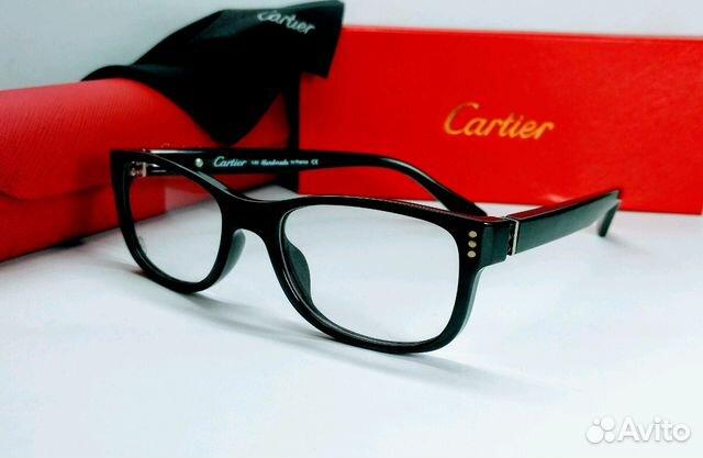 5996f807abdd Оправа для очков унисекс брендовые очки Cartier ка   Festima.Ru ...