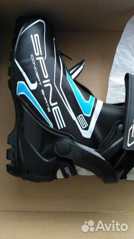 addb3304 Лыжные ботинки spine NNN Concept Skate 41 разм | Festima.Ru ...