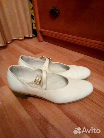 b69edf7e2e78c Туфли для танцев кожаные - Личные вещи, Детская одежда и обувь - Калужская  область, Калуга - Объявления на сайте Авито