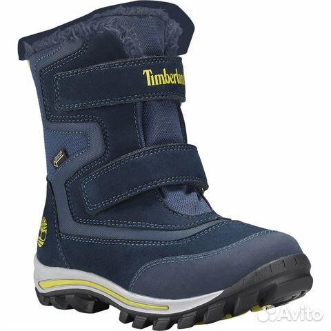 Timberland детские зимние ботинки   Festima.Ru - Мониторинг объявлений 91c4fb6723e