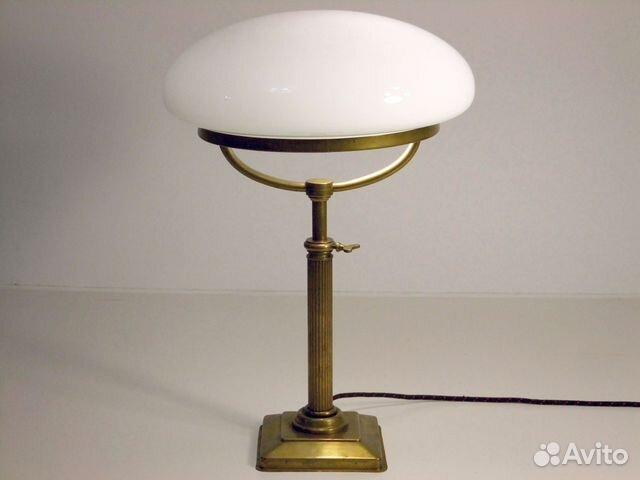 Настольные лампы из бронзы и латуни купить ремень мужской не кожаный