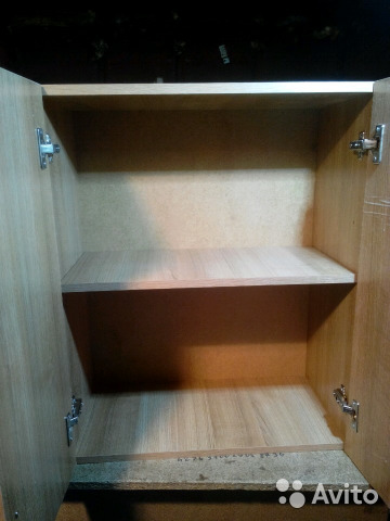 Шкаф навесной тик