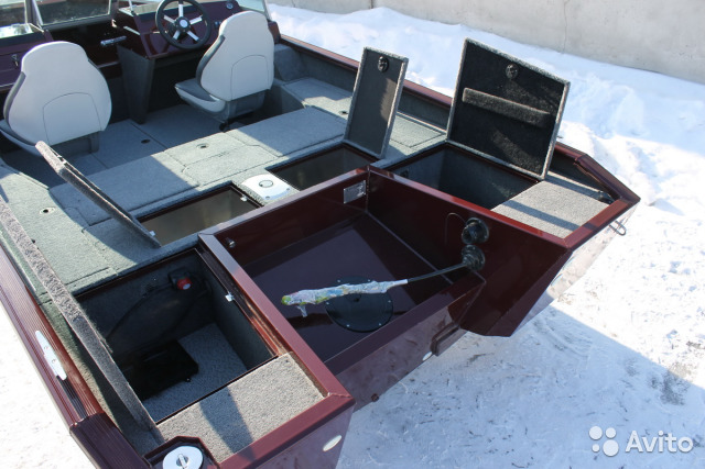 Windboat 5.0 EVO Fish-ну просто шикарная тачка 89023895075 купить 4