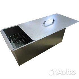 Купить коптильню для горячего копчения в домашних условиях в иркутске смотреть видео самогонные аппараты