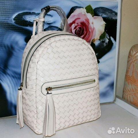 9b4044981be2 Новый женский Рюкзак оригинал Cromia Италия из нат купить в Москве ...
