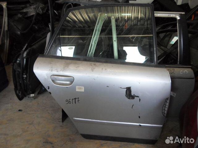 Дверь задняя правая Audi A4 II (B6) (2000-2006)