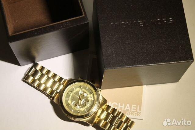 a9a569bc0ba5 Мужские наручные часы Майкл Корс MK8077 новые, ори купить в Санкт ...