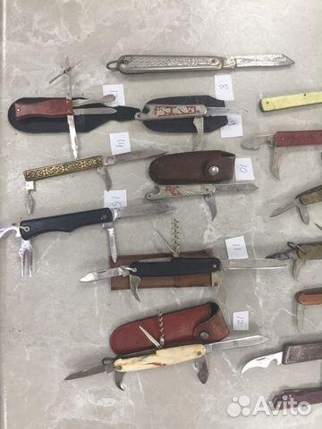 Складные ножи СССР 89184143995 купить 6