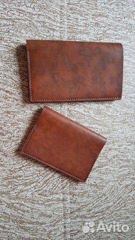 Портмоне и обложка для паспорта