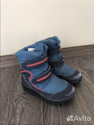 Ботинки демисезон 89625031016 купить 1