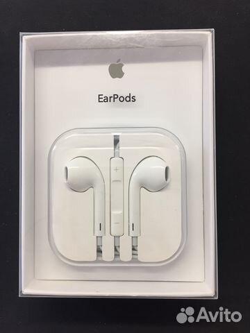 Наушники Apple EarPods оригинал  79d6e1d58d2eb