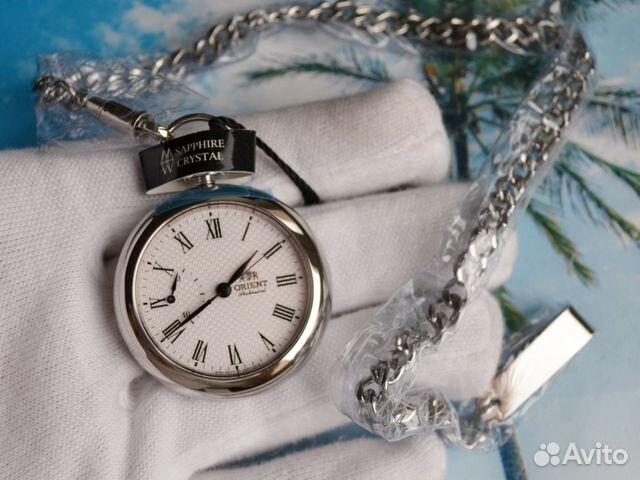 c94c337d Карманные часы Orient FDD00002W0 купить в Москве на Avito ...