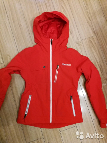 f5a93e1205b83 Новая горнолыжная куртка Marmot купить в Москве на Avito ...