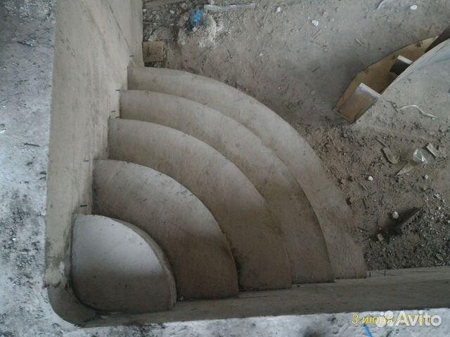 Монолитные лестницы 89524273873 купить 5