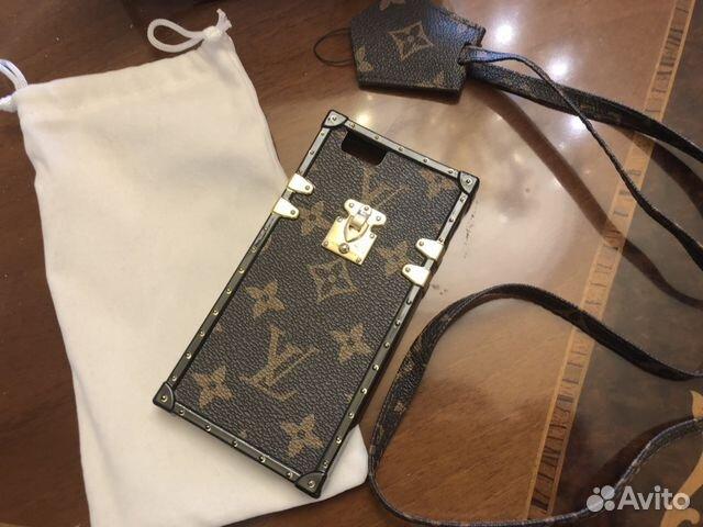 Чехол Louis Vuitton iPhone 7 8   Festima.Ru - Мониторинг объявлений c38b255dde7